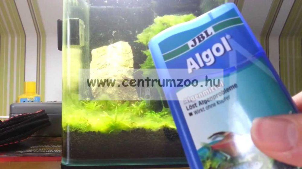 JBL Algol 100 ml algásodás megszűntetésére (23022) 200l vízhez