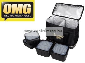 Okuma OMG Insulated Bait Bag nagyméretű csalis  táska (46157)