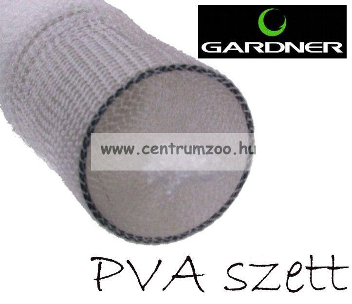 Gardner - SKINNY DIPPER MICROMESH EASI-LOADA(black) - mikro szövésű bojli pva 5m + töltőcső (BEL)