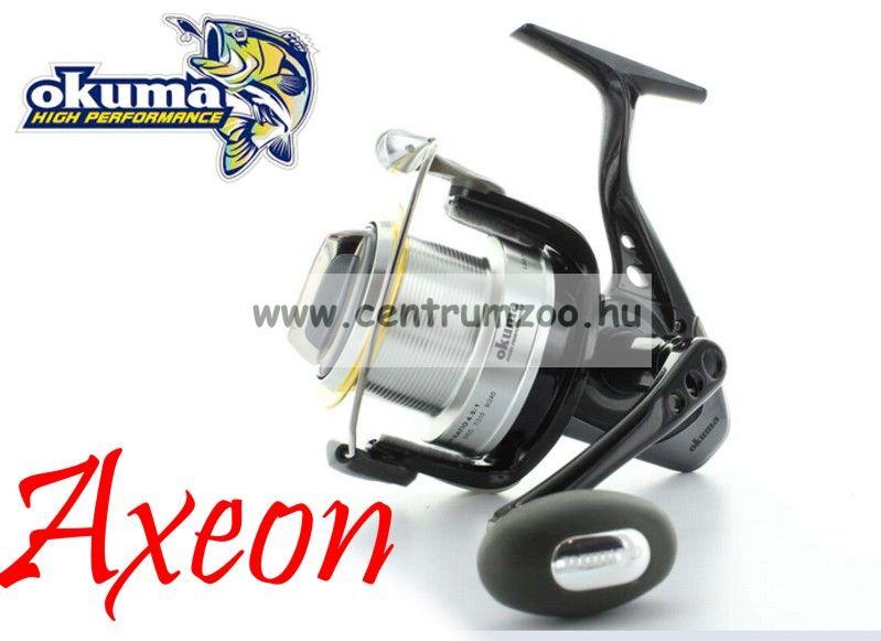 OKUMA Axeon AXII-80 FD 4+1bb elsőfékes távdobó orsó (42626)
