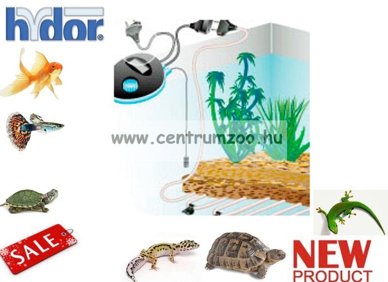 Hydor Aqua-Terra Manual Thermostat hőmérséklet szabályzó kijelző nélkül (T03300)