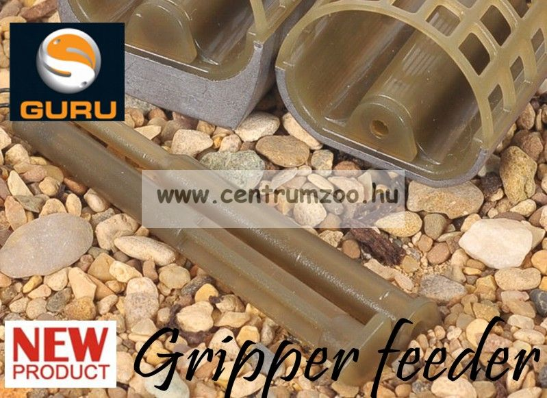 Guru Gripper Feeder 4oz large 2in1 (GGFL4) 113,3g