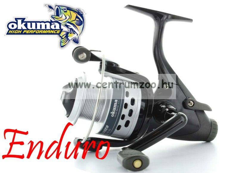 OKUMA Enduro BaitFeeder ENB-140 1bb nyeletőfékes orsó (42633)