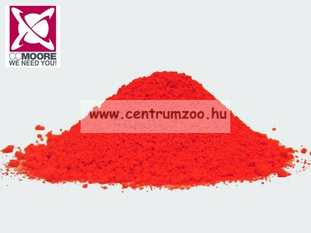 CCMoore - Bait Dye Fluoro Red 50g - Fluoro színezék (piros) (00003346)