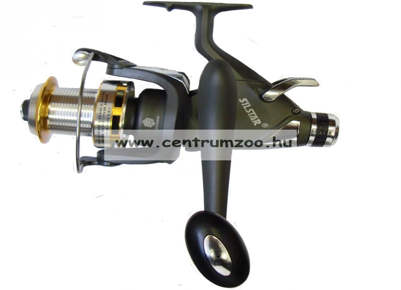 SILSTAR TIERRA ECO INFINITE 390FS CARP nyeletőfékes orsó (S2009390)