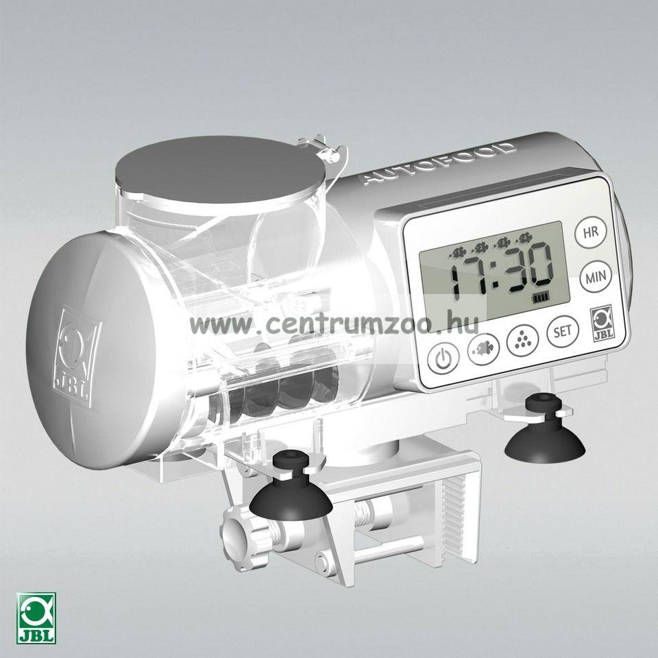 JBL AutoFood White Futter Automat etető automata FEHÉR (JBL60616) akváriumokhoz