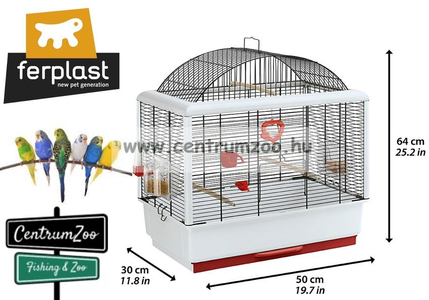 Ferplast Palladio 3 Full felszerelt madárkalitka