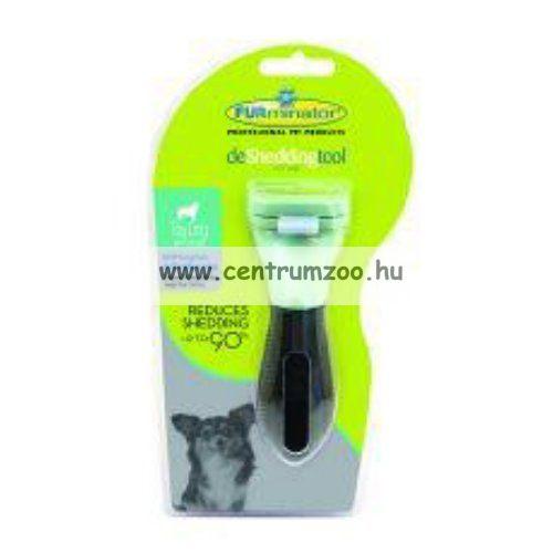 FURminator DeLuxe Professional Toy kistestű és kölyök kutyák, részére 3cm