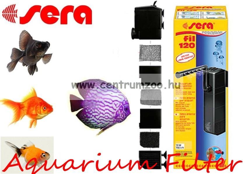 Sera Fil 120 belsőszűrő max 120l akváriumhoz (6844)