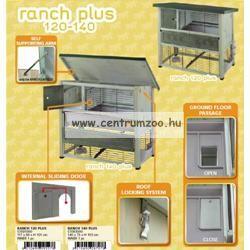 Ferplast Ranch 120 Plus kerti nyúl vagy tengerimalac ketrec