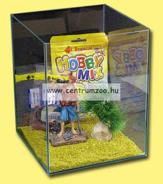 Diversa Pirate Cube Nano akvárium szett 10 liter