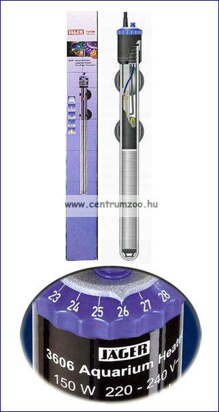 Eheim Jäger 125W Thermostat automata vízmelegítő (J-3615010)