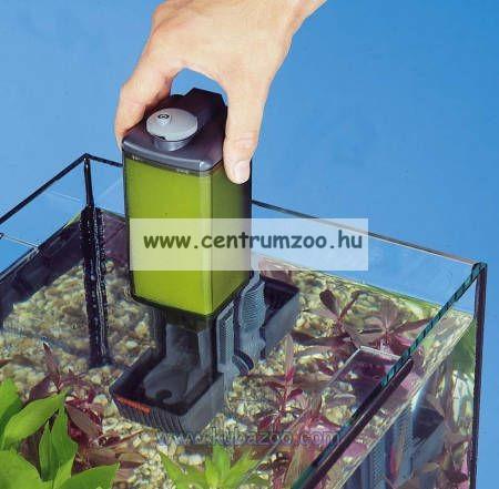 Eheim teljes belső akváriumi technika szett     Szűrő-Levegőztető+Vízmelegítő+Hőmérő