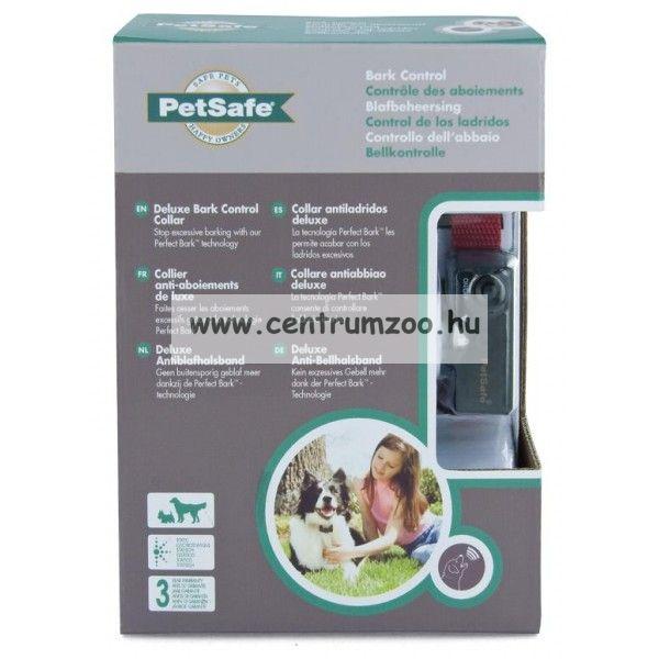 PETSAFE® DELUXE UGATÁSGÁTLÓ NYAKÖRV. /IMPULZUS/ (PDBC-300-20)