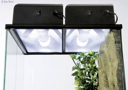 Exo-Terra Compact Top 45cm terráriumi világítás 2226Pro