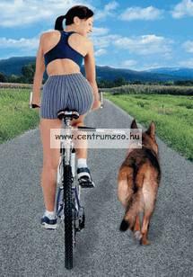Camon Walky Dog Stainlees Steel for All Bike biciklis kutyafuttató (CW001)