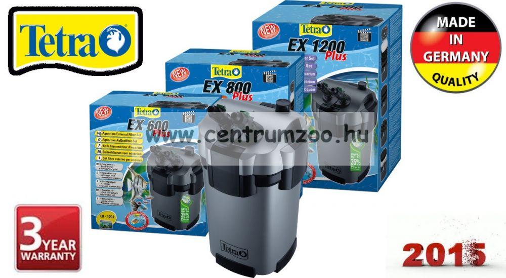 Tetra Tech EX PLUS 1200 külsőszűrő 2015NEW 500l-ig