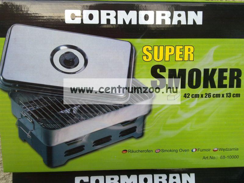 Cormoran-Daiwa Super Smoker Medium házi halfüstölő (68-10000)