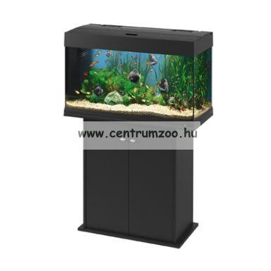 Ferplast Dubai  80 Black Profi komplett akvárium szett -fekete szín