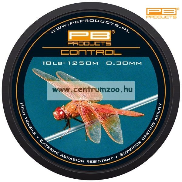 PB Products Control Monofilament monofil zsinór 0.43mm-33lb/1000m ()