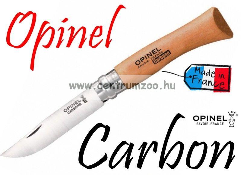 OPINEL Carbon zsebkés VRN-8 (12113080)