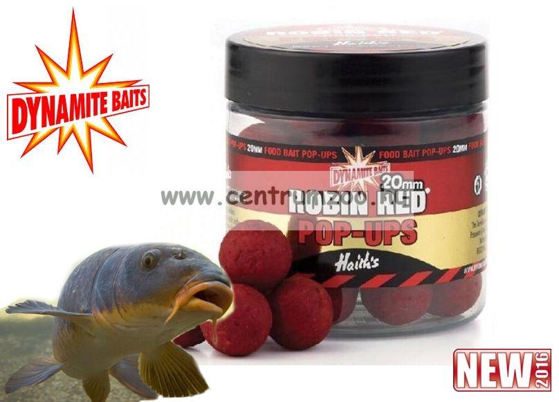 Dynamite Baits Pop-Up Robin Red bojli 20mm (DY050)