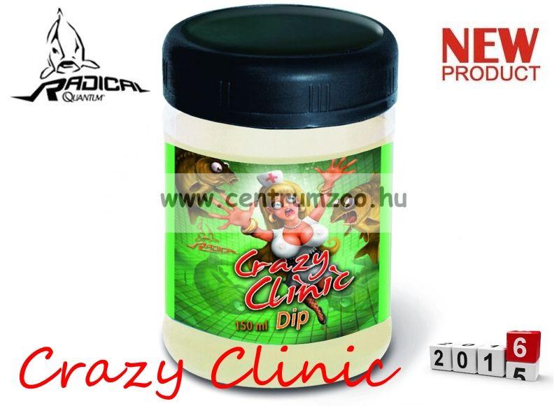 Radical Carp Crazy Clinic Dip 150ml (3949006)