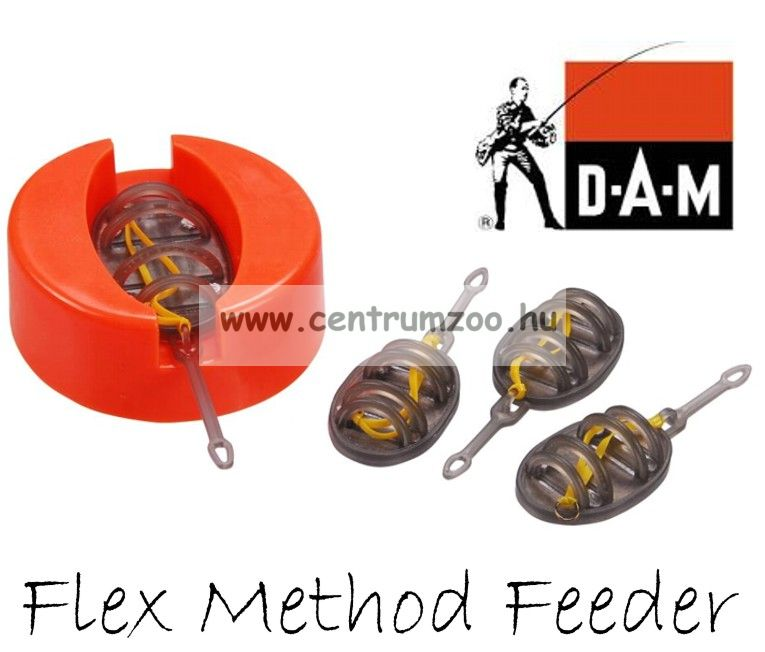 D.A.M METHOD FEEDER FLEX SET Feeder kosár 4+1szett  (D8009001)
