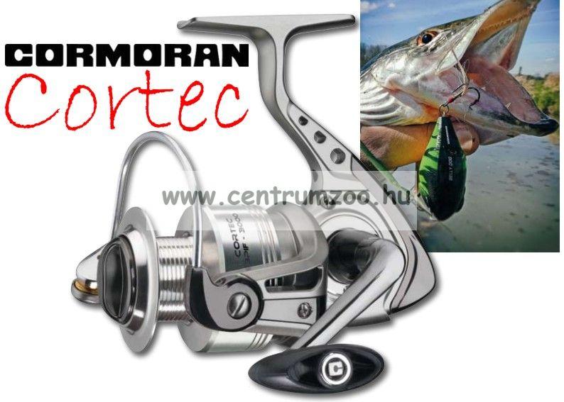 Cormoran Cortec 3PiF 2500 elsőfékes orsó (12-71250)