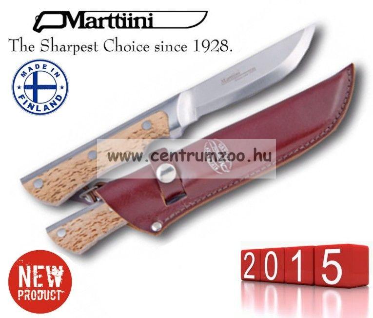 Marttiini Full Tang curly birch knife 25cm kés (350015)