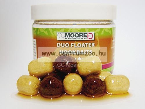 CCMoore - Duo Floater Hookbaits (50) - Pisztráng/Betaine dippelt horogcsali (00006620)