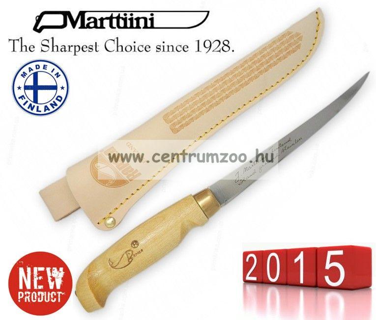 Marttiini Fish n Filleting filéző kés 31cm filéző kés (630013)