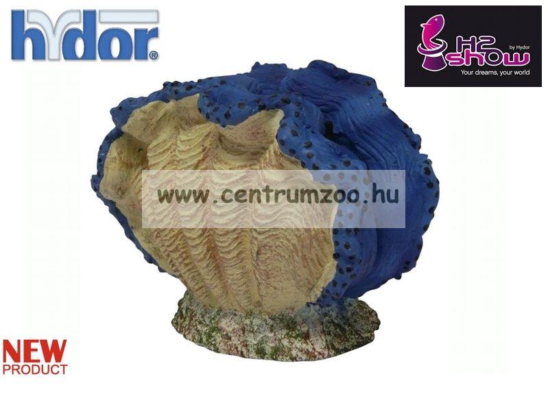 H2SHOW KIT - kék kagyló + kék LED világító - akváriumba (KI1800)