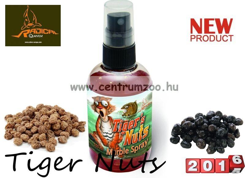 Radical Carp Marble Spray Tiger Nut's 100ml tigrismogyoró spray aroma (3949029)
