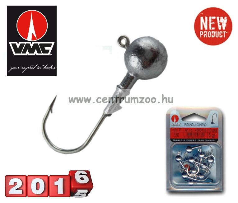 VMC 7161 T1 twister gömbfej - több méret