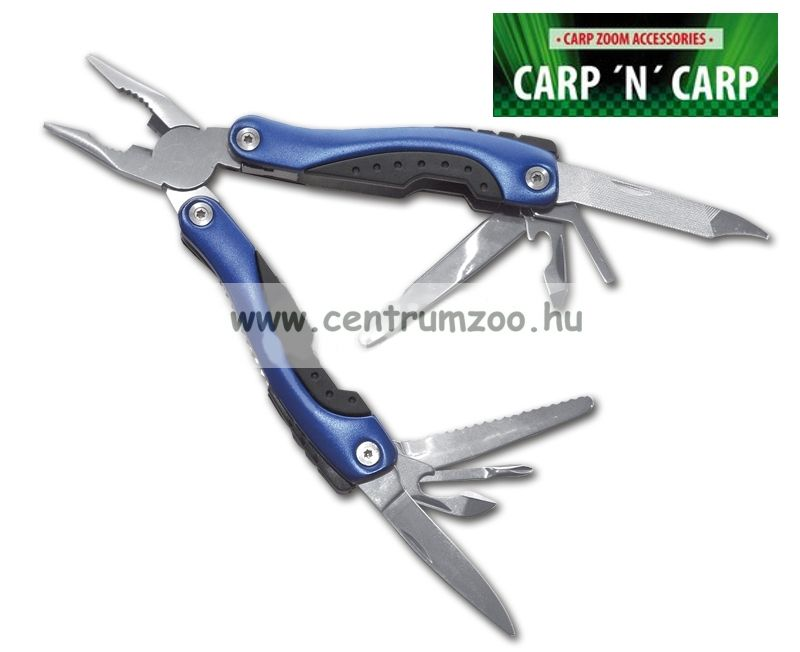 Carp Zoom All-in multifunkciós fogó 16,5cm hosszú (CZ3704)