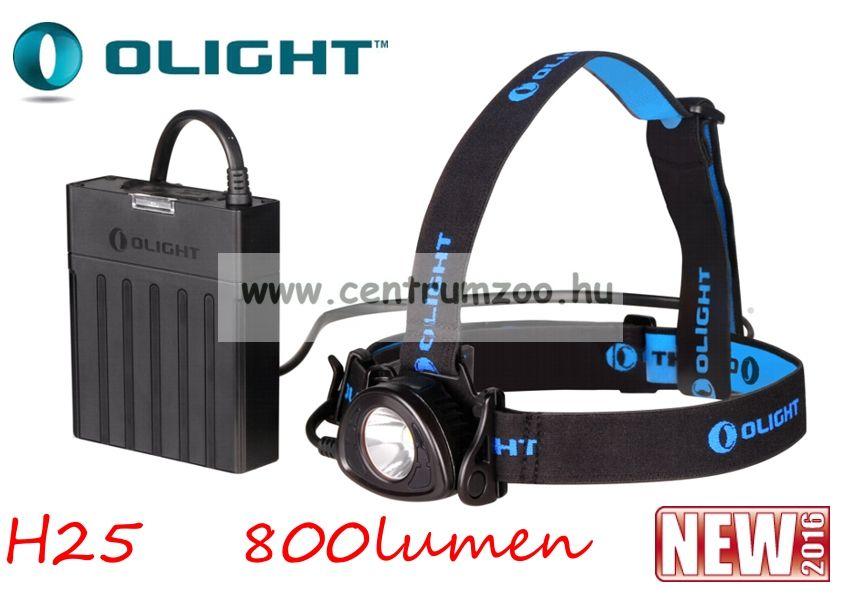 Olight H25 Wave tölthető fejlámpa 800 lumen 212m (OLIH25)