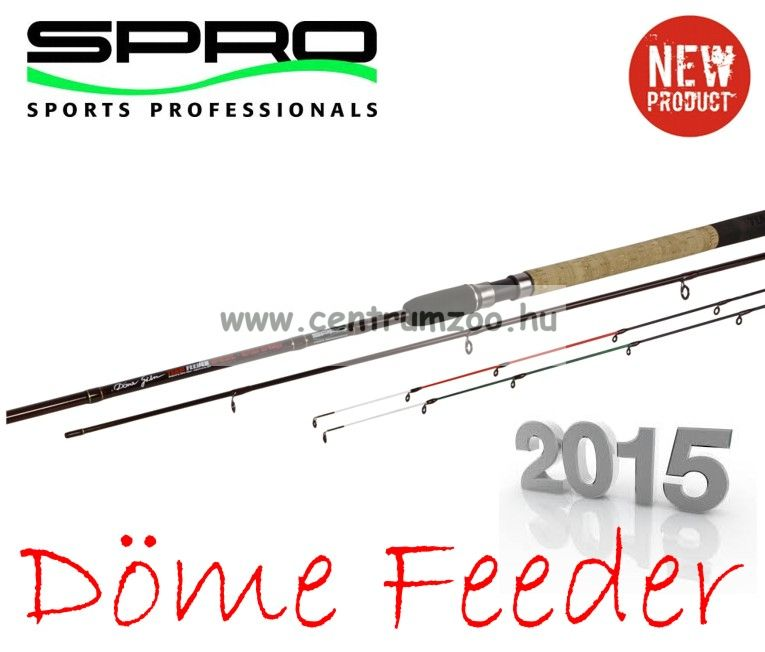 Spro Döme Gábor DG Carp Fighter Feeder 330M 15-60gr (2038-330)