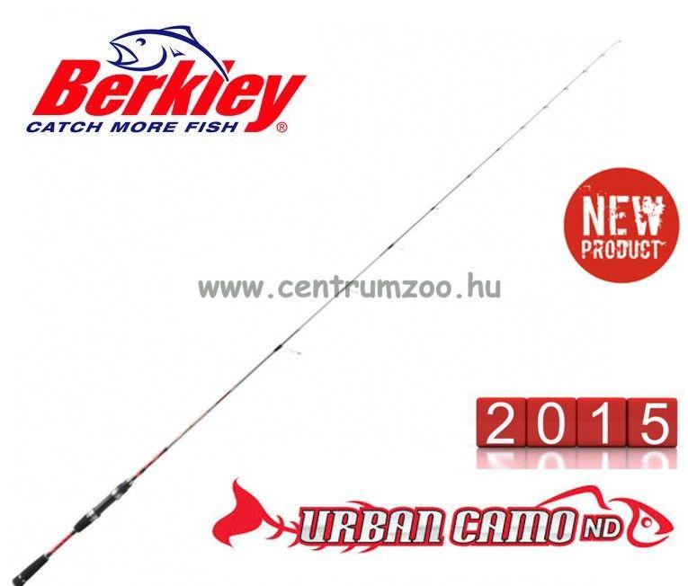 Berkley URBAN CAMO ND 621 5/12 ML SPIN pergető bot (1360948)