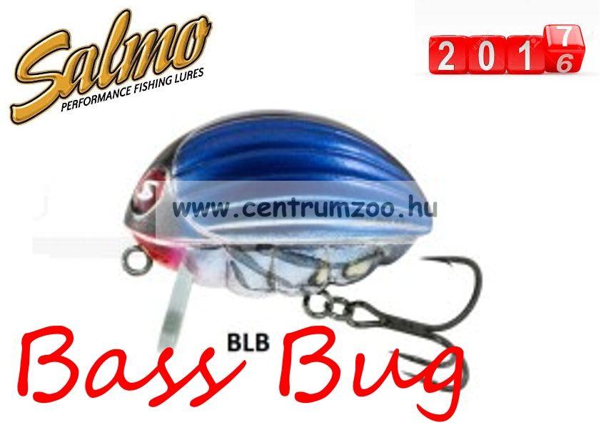 Salmo Bass Bug WOBBLER BB5.5F   BLB 5,5cm 26g  84608-504
