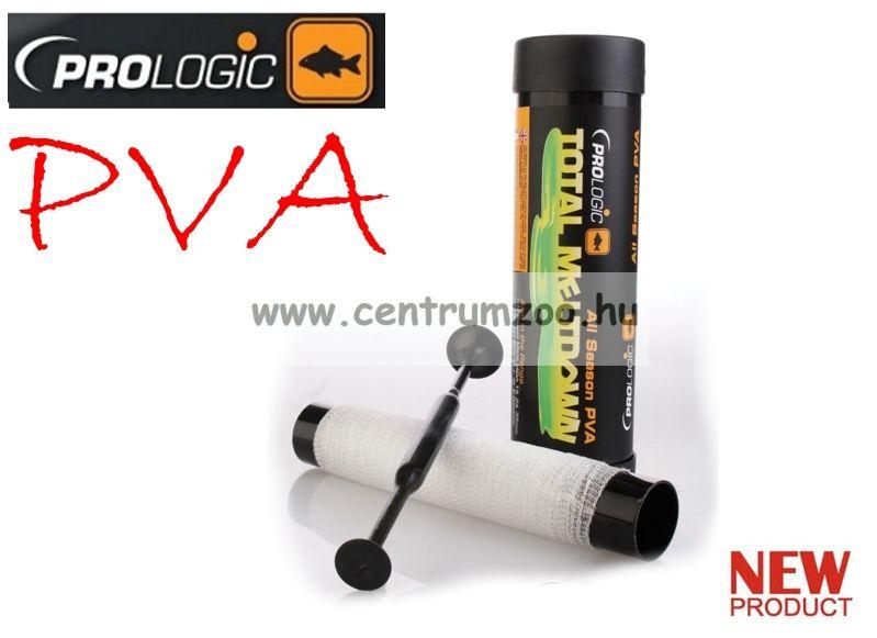 PROLOGIC PVA All Season Micro Mesh 5m+Tube+unger 35mm háló + cső + tömőrúd (45893)