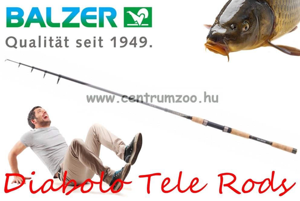 Balzer Diabolo Tele Feeder 3,6m 120g feeder bot (11351360)