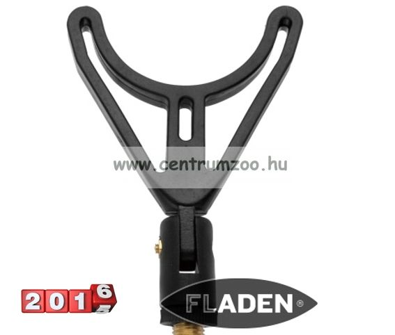 Fladen Delux U Rod Rest - Adjustable bottartó fej /hátsó/ (25-7434)