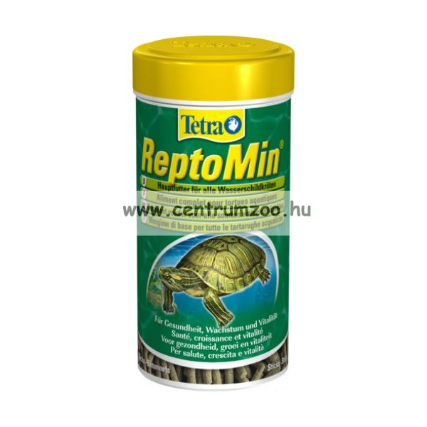 Tetra Reptomin 2016New teknőstáp 250ml (761346)