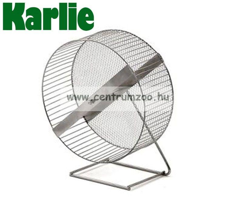 Karlie Nager LAUFRAD Metall Large FÉM FORGÓ 30cm (84040)