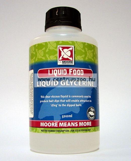 CCMoore - Liquid Glycerine 500ml - Dip alap (2032969254468)