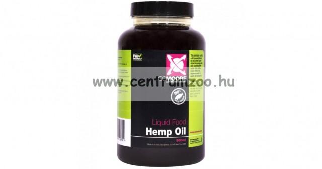 CCMoore - Hemp Oil 500ml - Kendermag olaj (2011064850140)