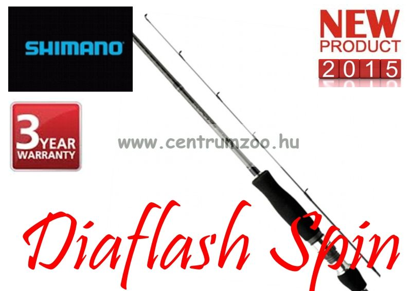 Shimano bot DIAFLASH SPINNING LIGHT LS 2,37m (SDFL237LS)