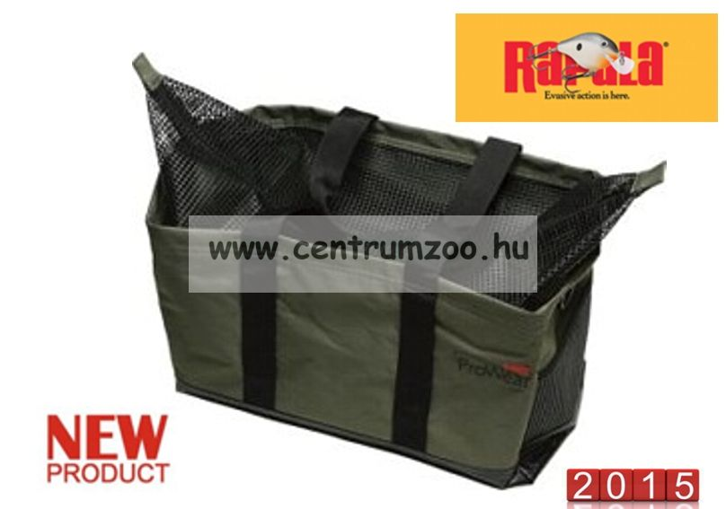 Rapala táska Pro Wear Tote Bag csizma és ruha táska 40*20*25cm (20001)
