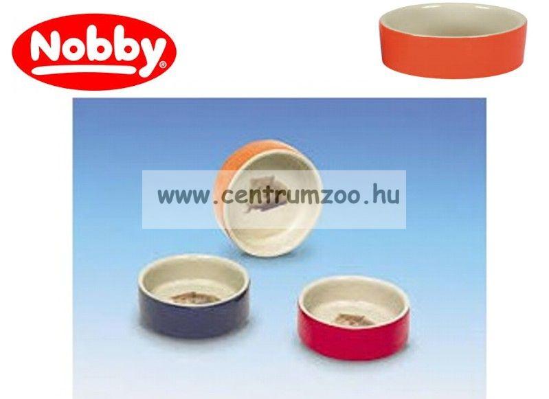 Nobby Hamster Ceramic Red kerámia tál 7,5*2,5cm 73389 - piros